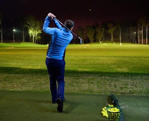 Hong Kong Golf Club Driving Range