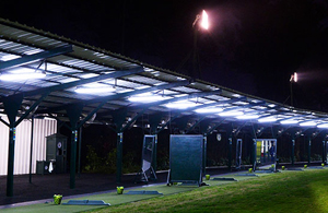 Hong Kong Golf Club Driving Range