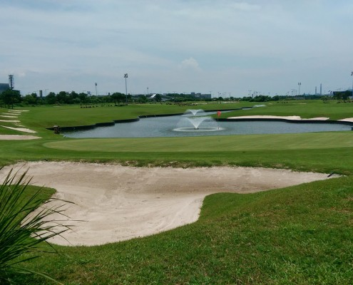 Sky City Nine Eagles Golf Course Hong Kong