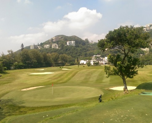 Hong Kong Golf Club Deepwater Bay