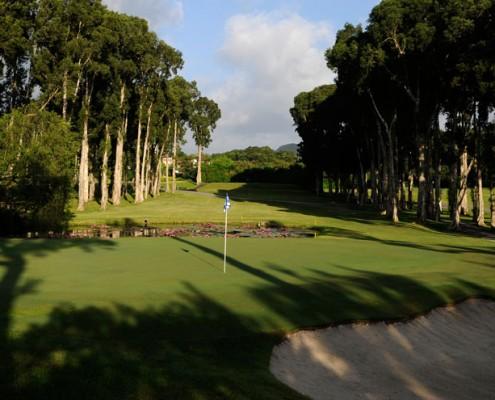 Hong Kong Golf Club UBS