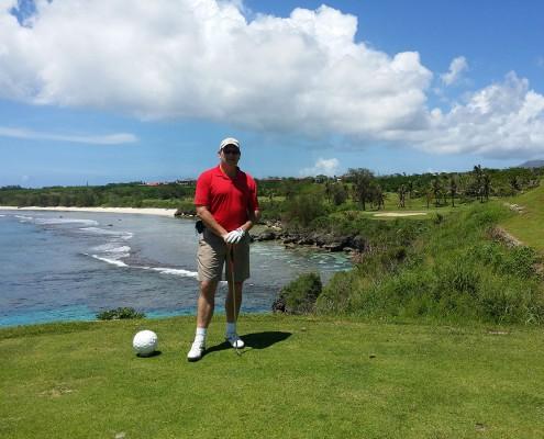 David Largent - Hong Kong Golf Legend