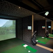 Indoor golf hong kong