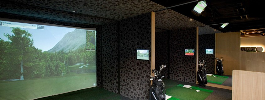 Indoor golf hong kong