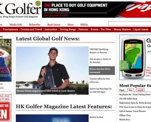 Best Golf Magazine Hong Kong
