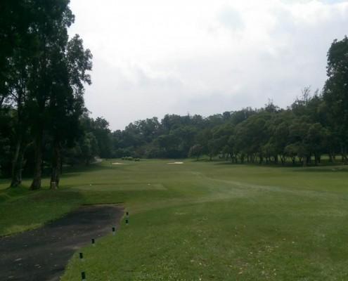 Hong Kong Golf Club New Course