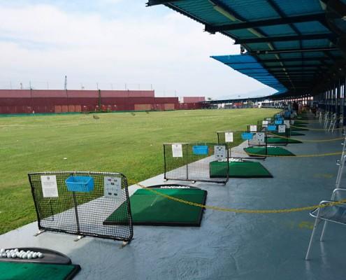 Whitehead driving range