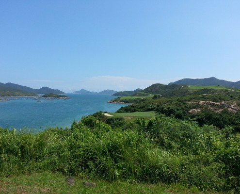 best public golf course Hong Kong