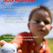 Kids Golf Clinics